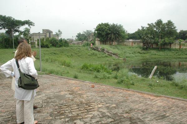 Dihika: terreno dove sorgeva, nel 1917, la prima scuola fondata da Yogananda