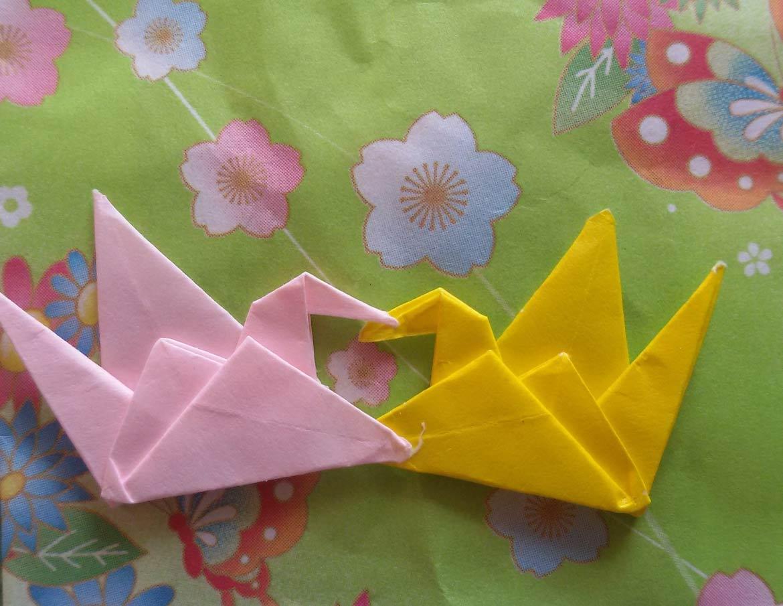 cigni-origami